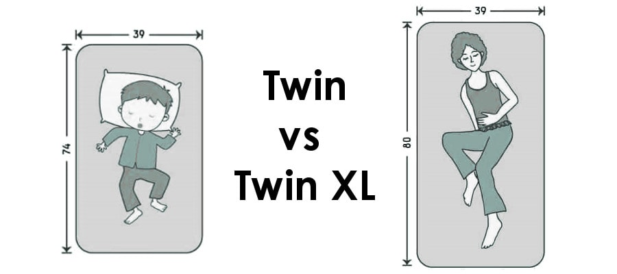 twin vs twin xl