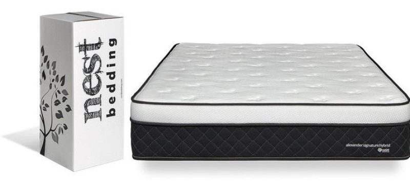 We Are Comparing The Saatva Vs Alexander Hybrid Mattresses In This Unique Review Both Of These Models Meaning They Have Foamlayers