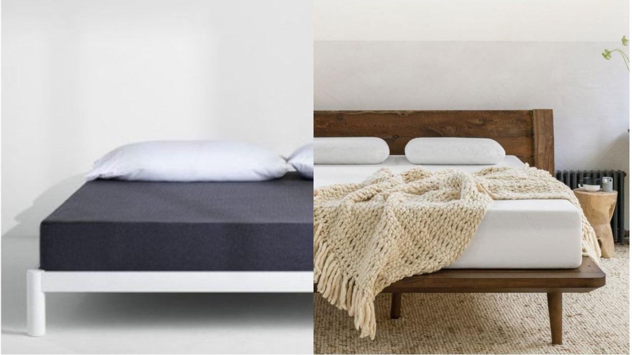casper essential tuft and needle bed