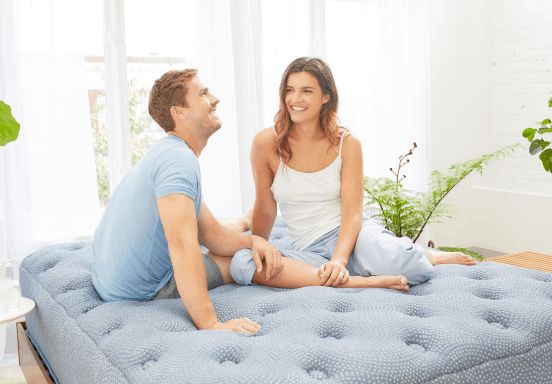 luuf mattress review vs helix luxe