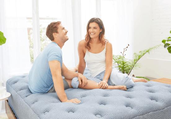 luft mattress review vs helix luxe