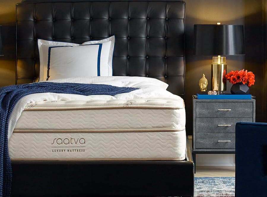 If You Thought Ing A Mattress Online Means Only The Memory Foam Bed In Box Option Guess Again Saatva Offers Coil On Ultra Premium