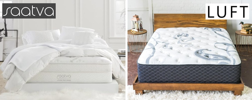 But If You Want To Know How Sleep Your Very Best Continue Reading Below For An In Depth Comparison Of The Saatva Vs Luft Mattress Review