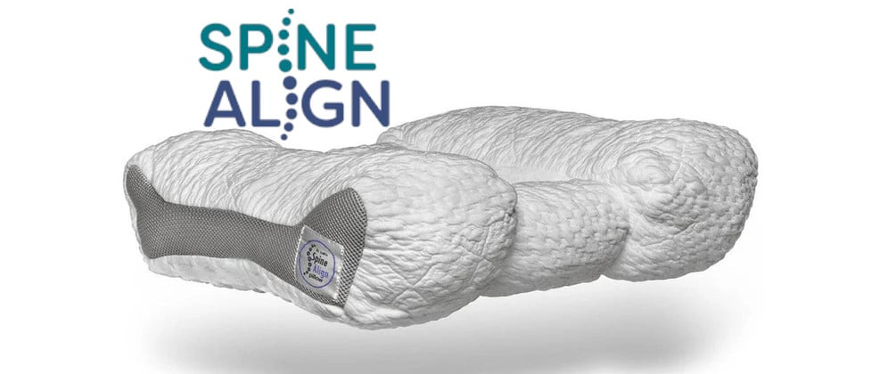 our sleep guide spine align pillow review
