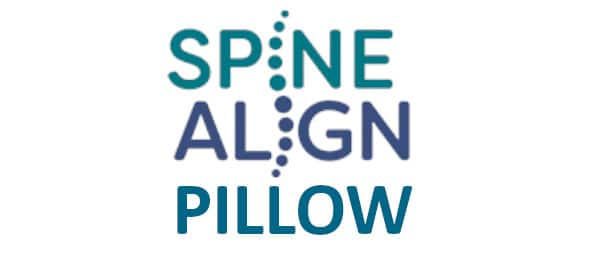 spine align pillow review logo
