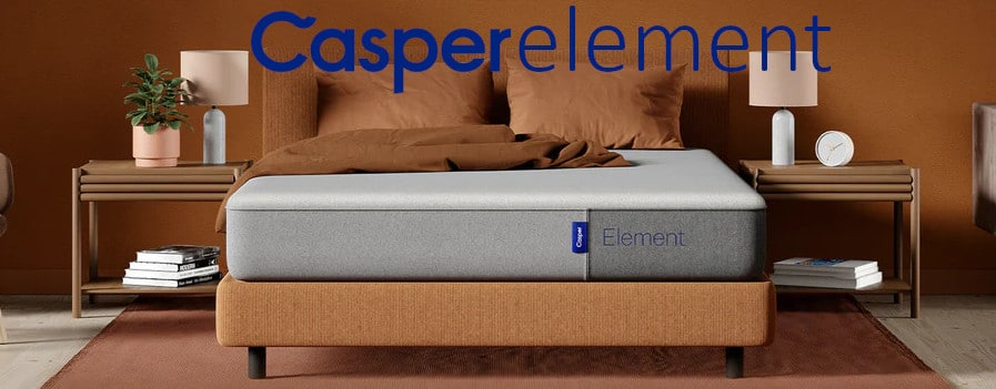 casper element mattress review