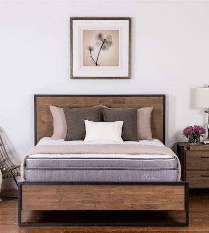 brooklyn bedding bloom mattress