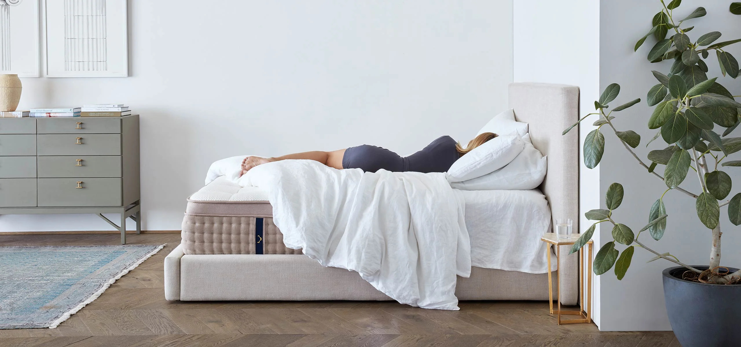 why we love the dreamcloud mattress