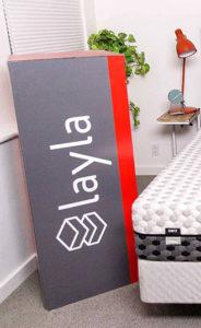 layla unboxing box
