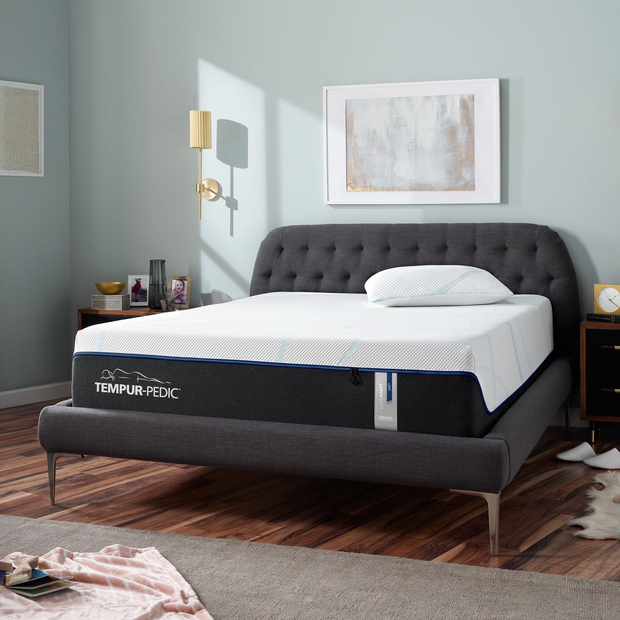 tempurpedic mattress tempur-luxeadapt