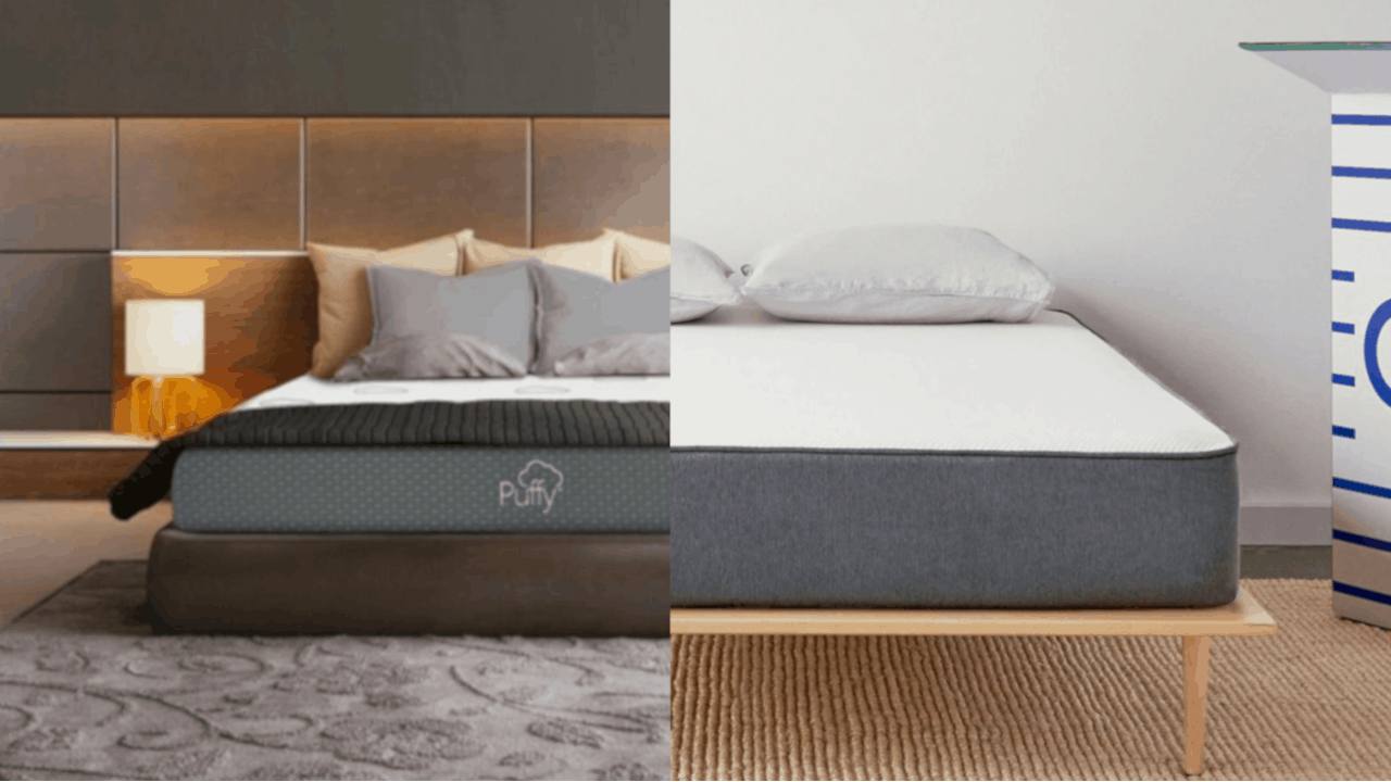 Puffy vs Casper Mattress Review (Price, Where To Buy & Coupons)
