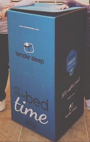 tender sleep magnetress