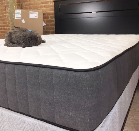 titan by brooklyn bedding mattress review