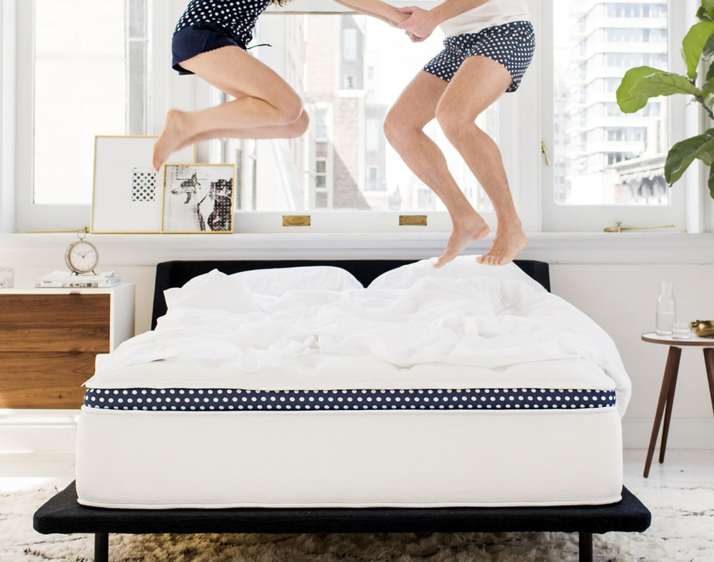 which mattress is better at isolating movement