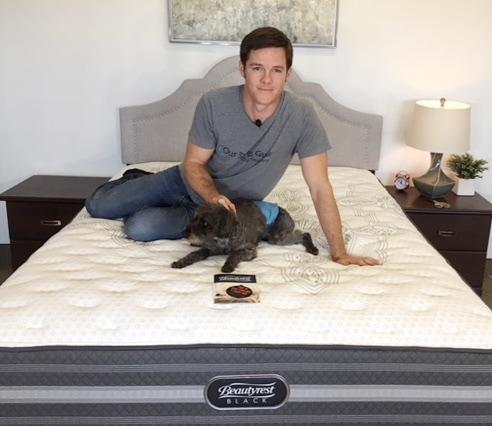 beautyrest black calista extra firm mattress