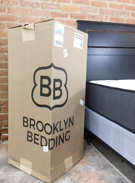 brooklyn bowery hybrid mattress review