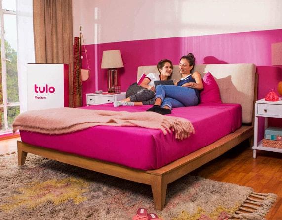 tulo mattress display
