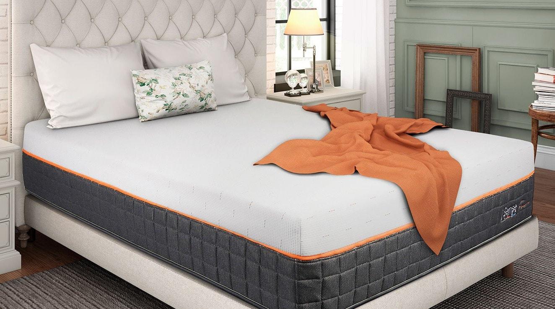 isense sleep foam mattress review