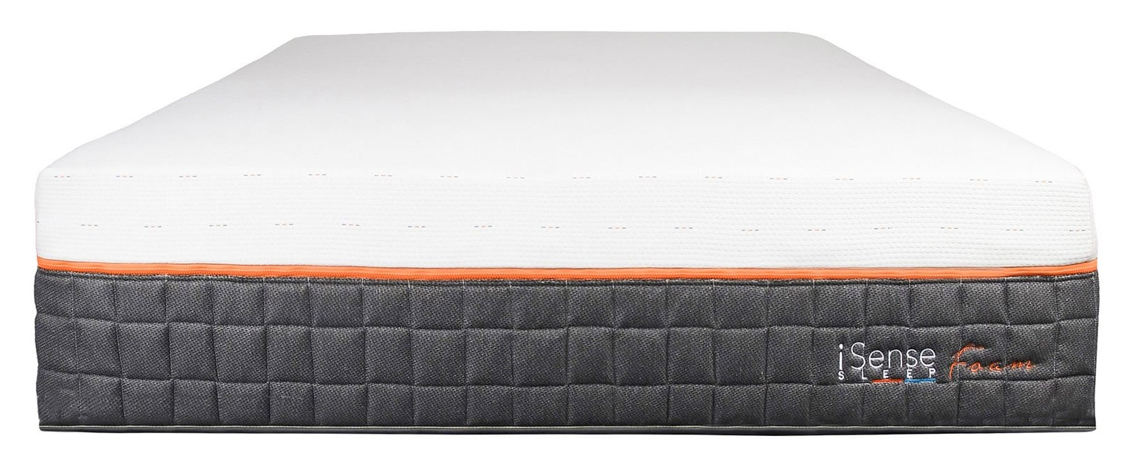 isense sleep foam mattress review
