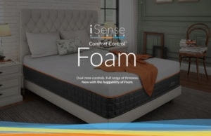 insense sleep foam mattress review