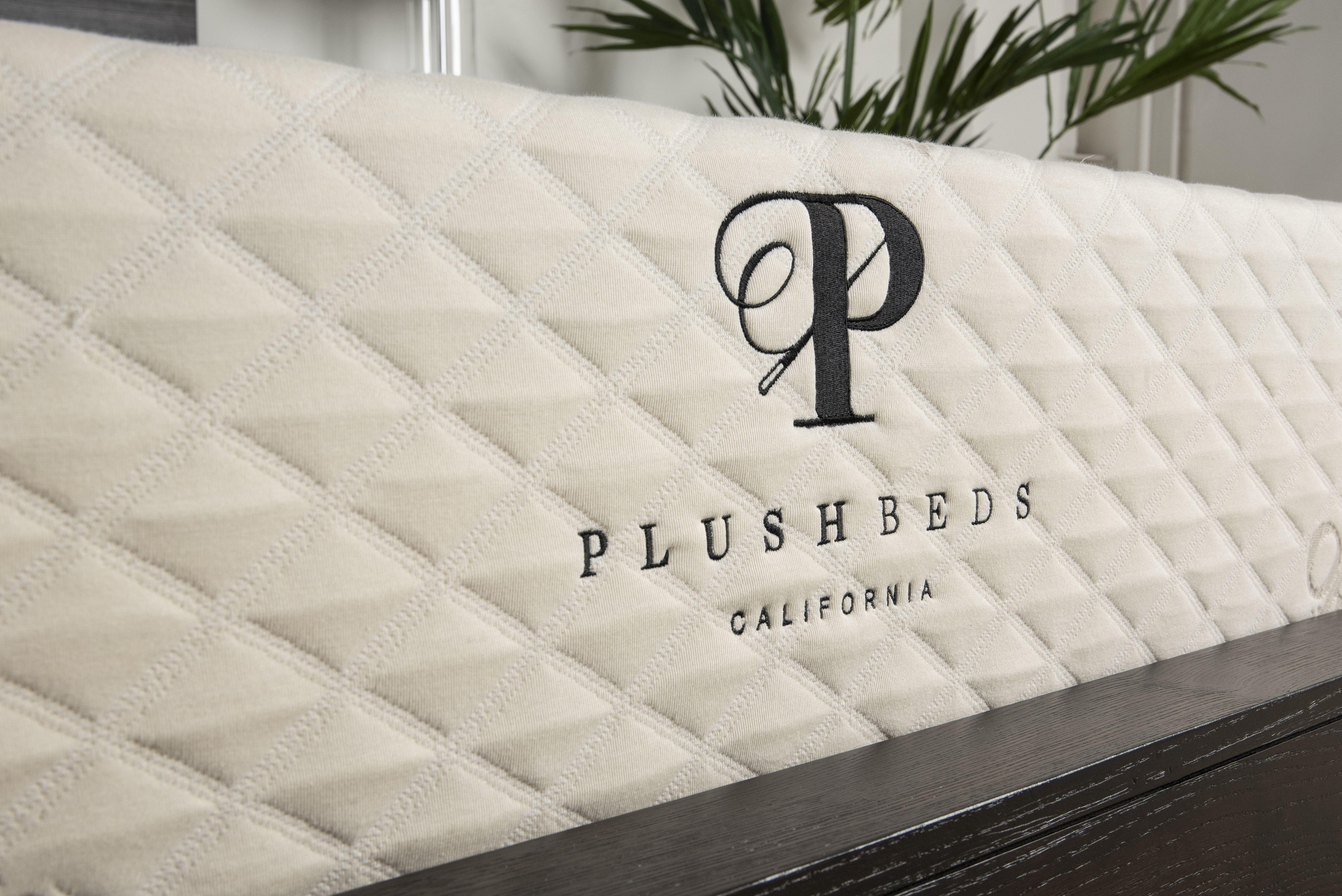 plushbeds comfort botanical bliss