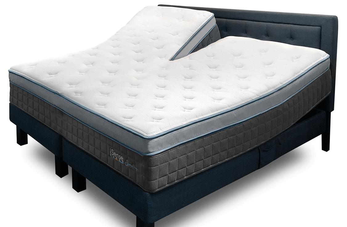isense sleep spring mattress review