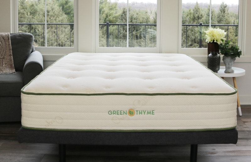 green thyme mattress review