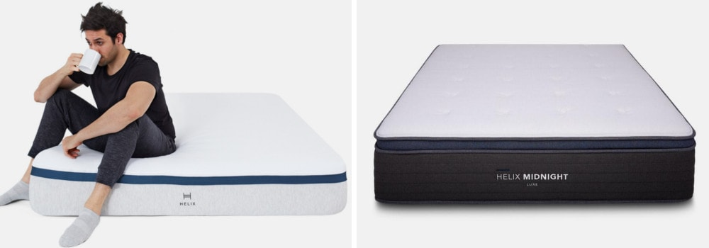 helix vs helix midnight mattress
