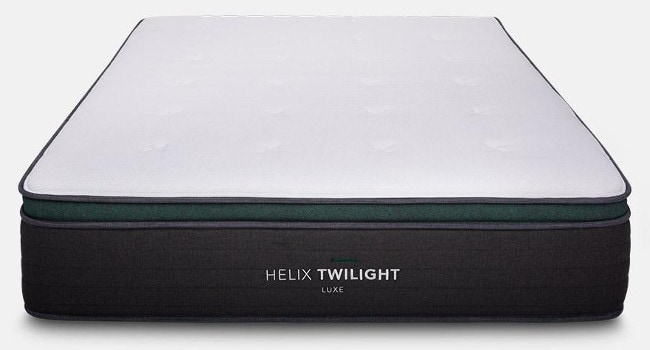 helix luxe mattress review twilight