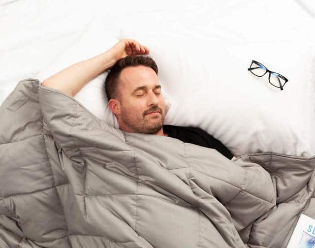 are there travel sized weighted blankets?