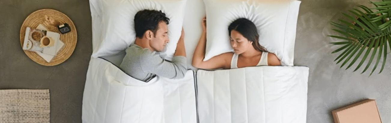 top weighted comforter for couples