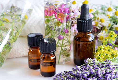 types of essential oils that are good for resting