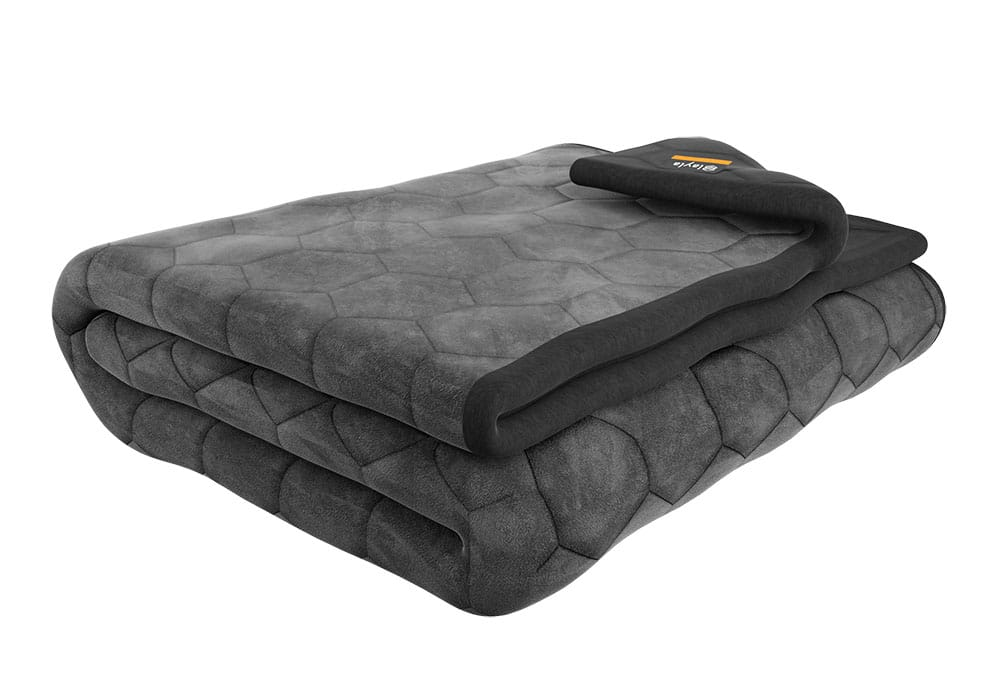 easy clean weighted blanket