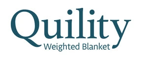 quility weighted blanket review logo