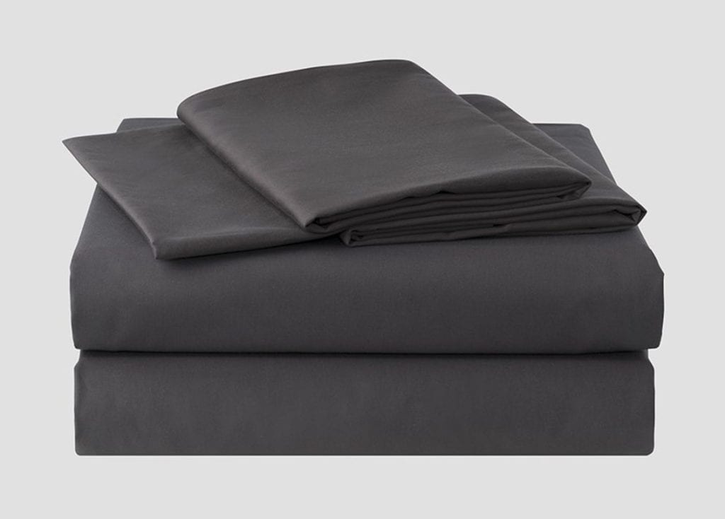 cloudten amora sheets review folded up