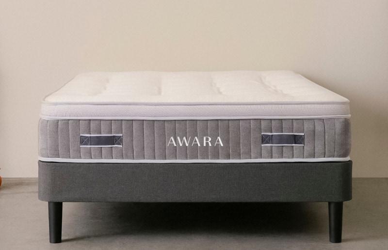 awara mattress review on platform bed