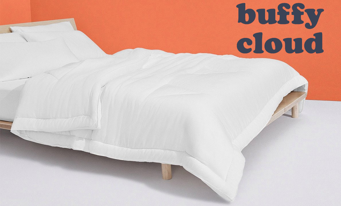 buffy cloud comforter review