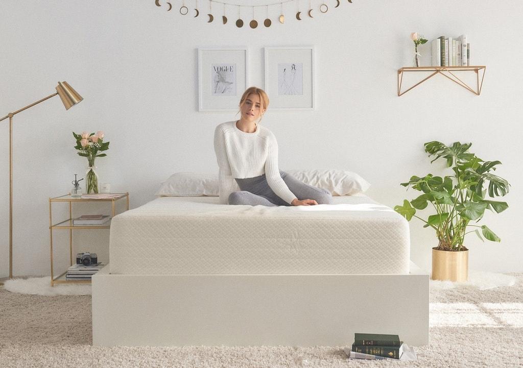 Gel foam cypress bamboo mattress reviews by our sleep guide