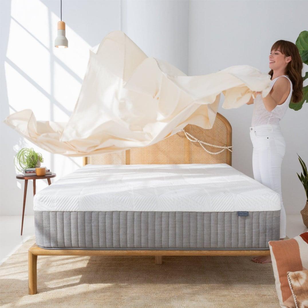 brentwood home cypress luxe mattress
