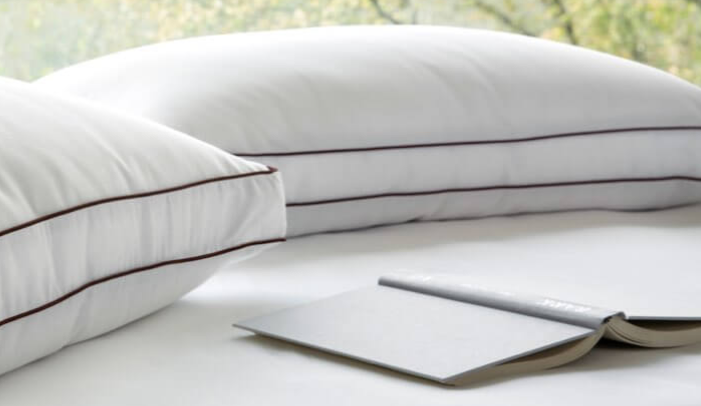 is the latex pillow from saatva comfortable?