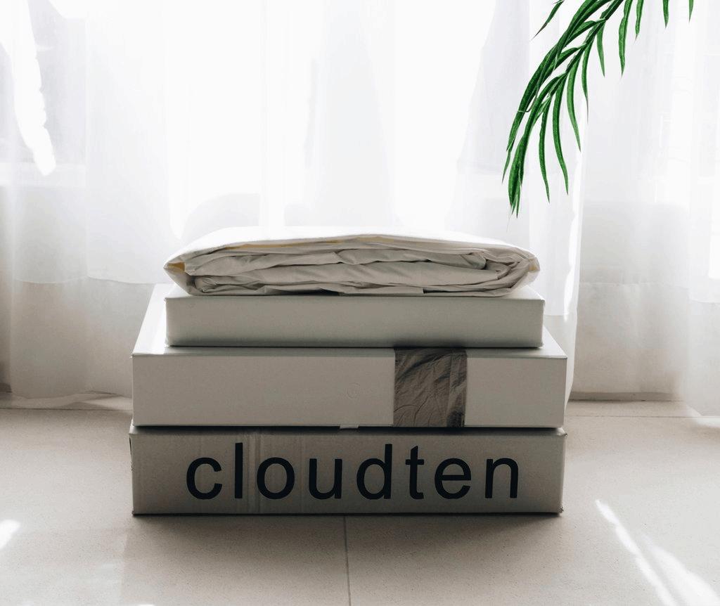 cloudten luna sheets review