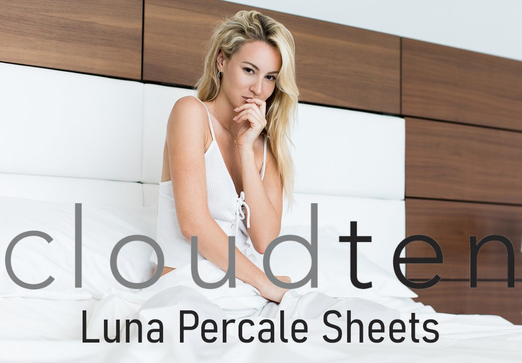 cloud ten percale luna sheets review from our sleep guide