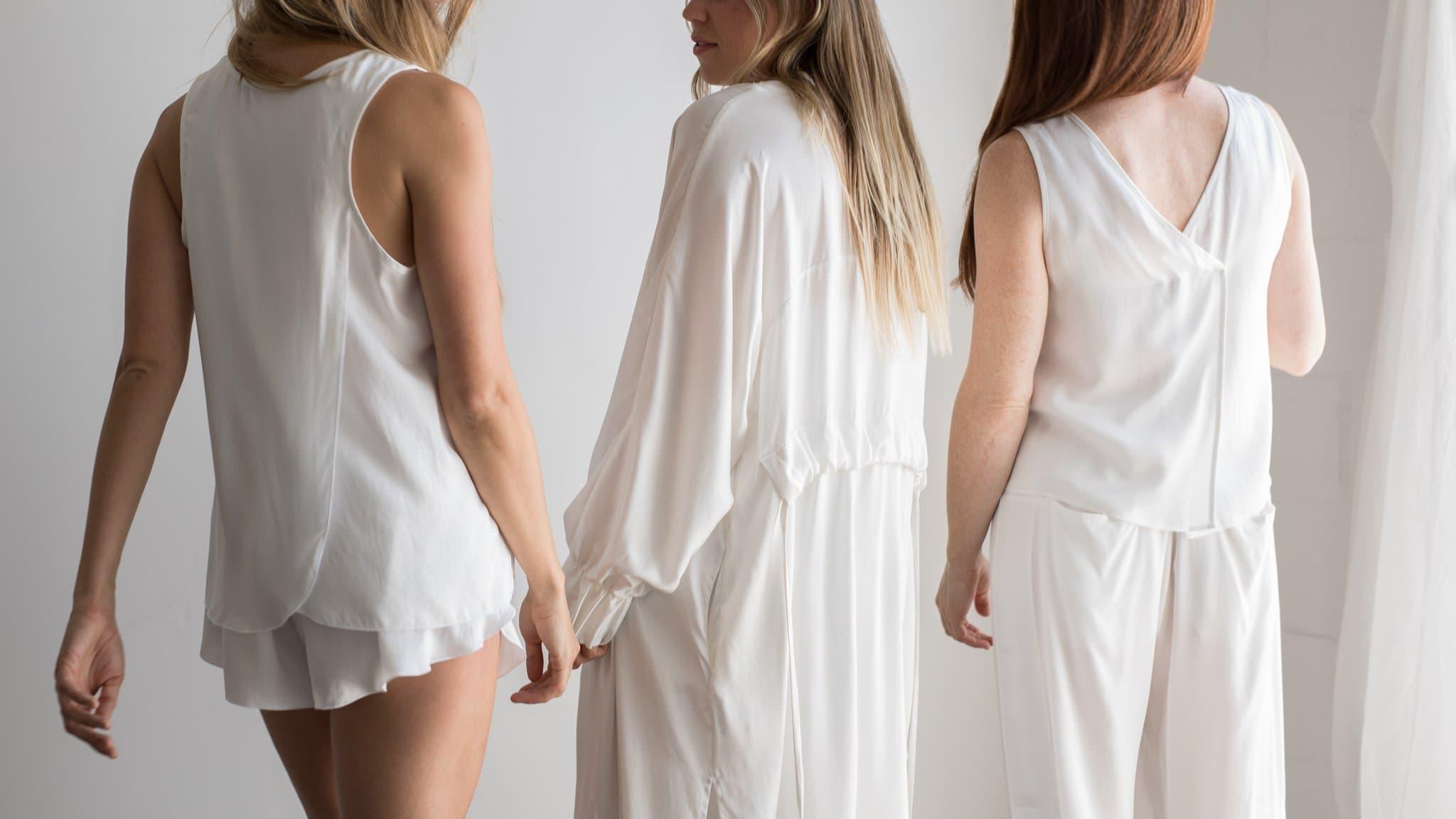 lunya sleepwear review