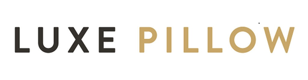 luxe pillow review logo