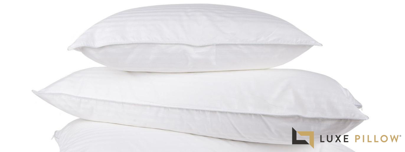 the luxe brand pillow review