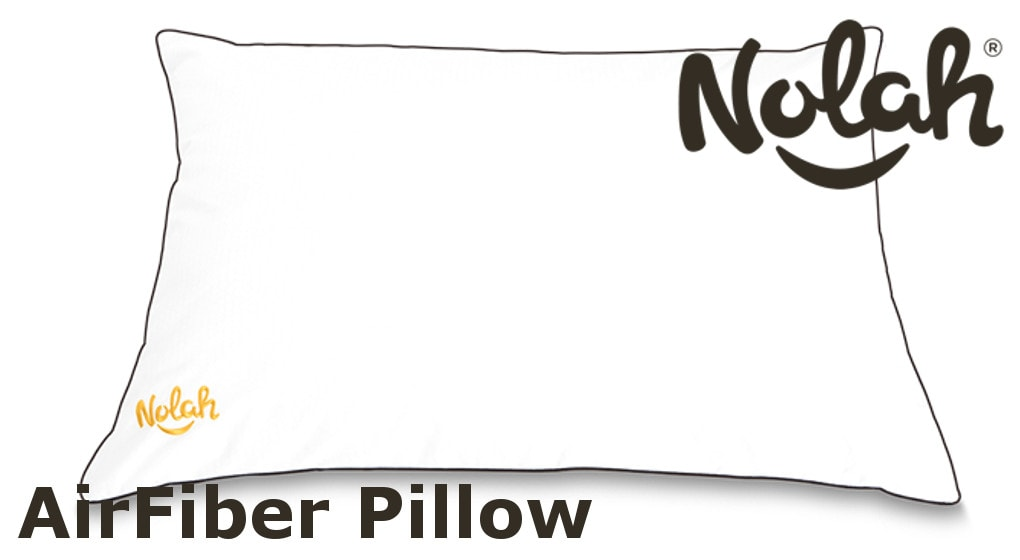 Nolah AirFiber Pillow plain