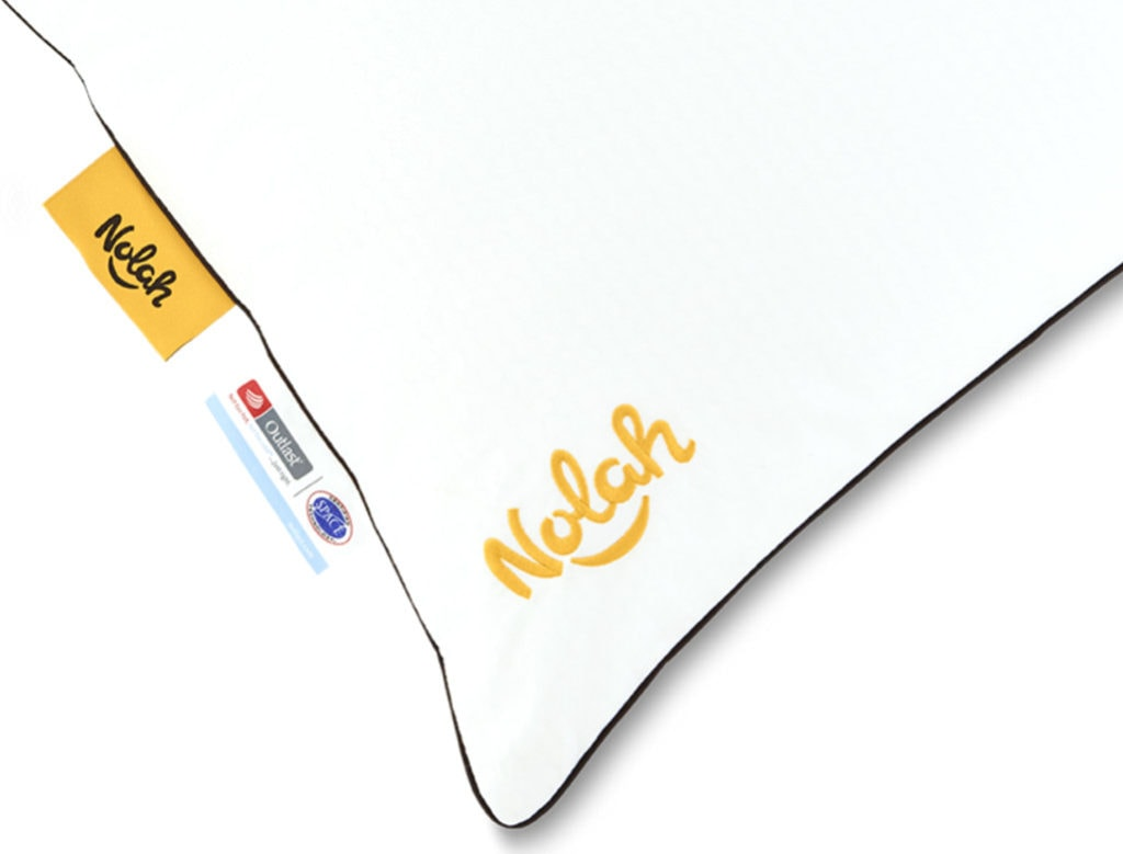 yellow Nolah AirFiber Pillow