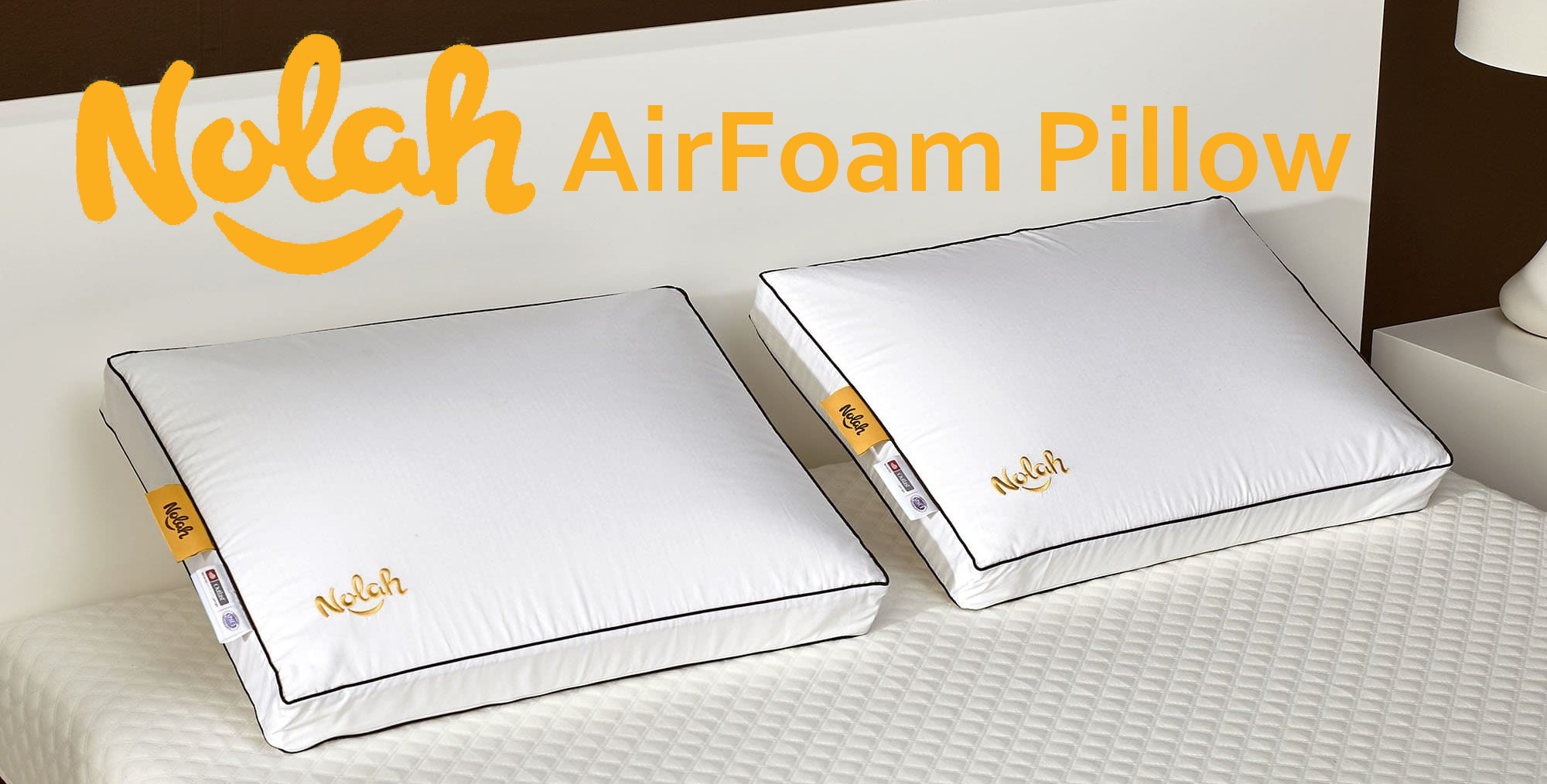 airfoam pillow from nolah review