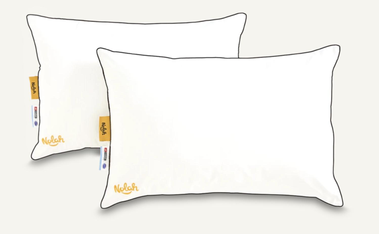 2 pack air foam pillow from nolah