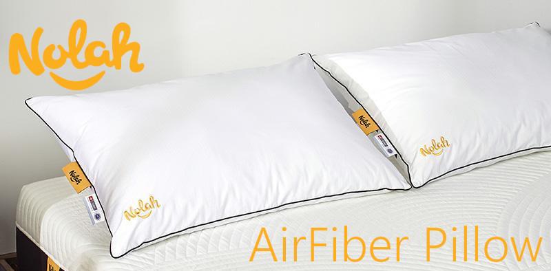 nolah air fiber pillow review